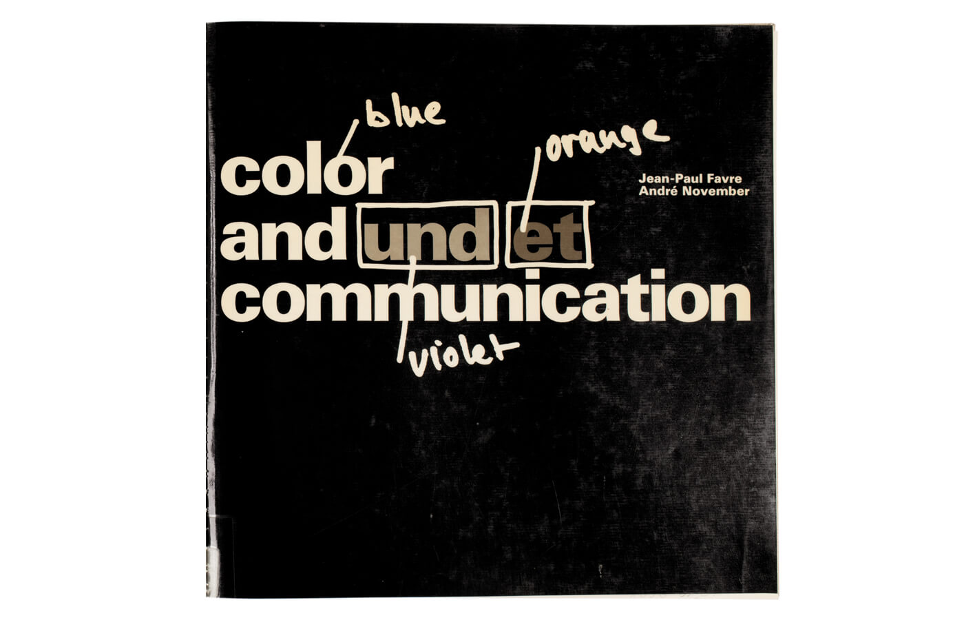 color and und et communication