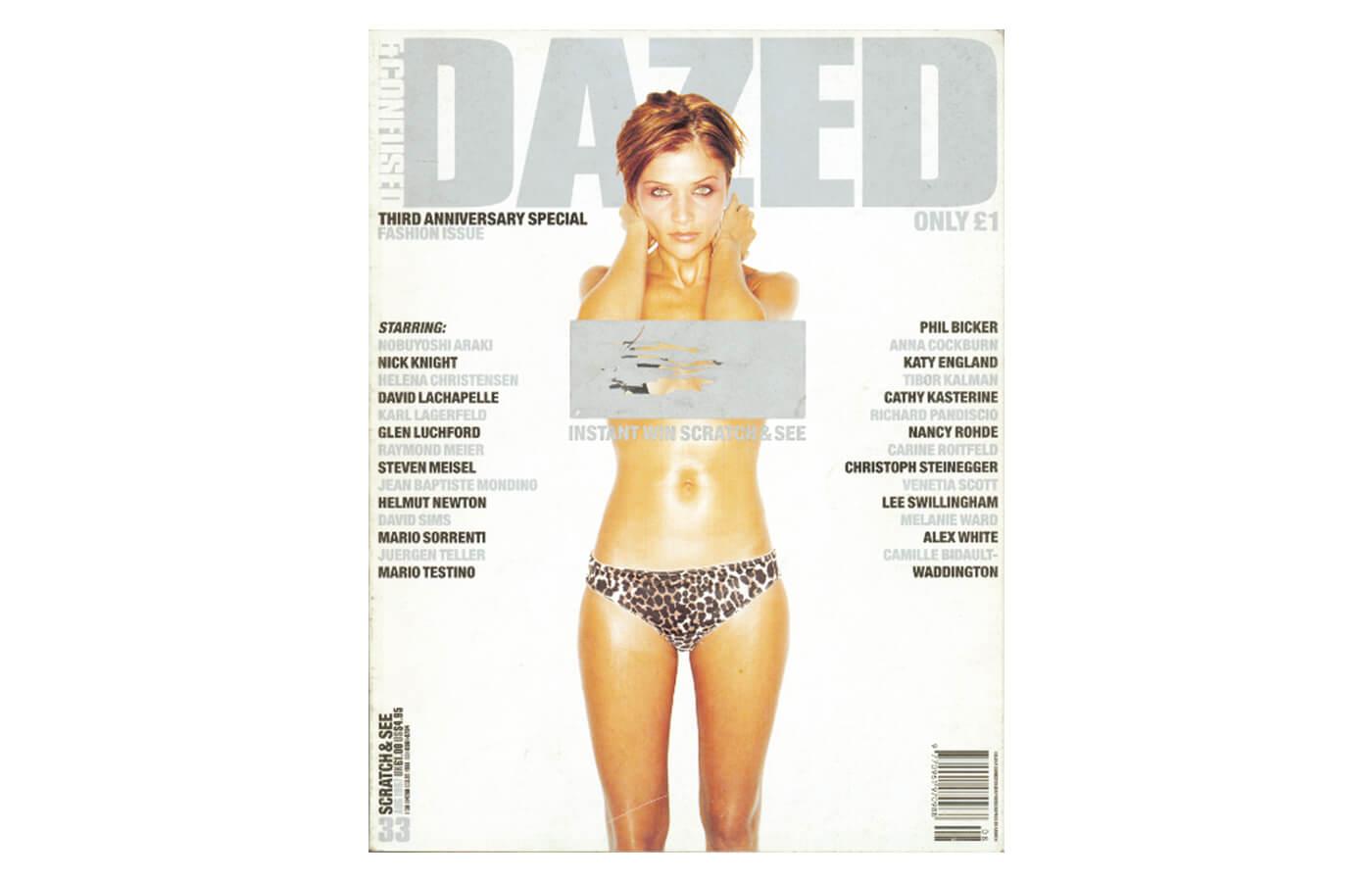 Dazed & Confused #33