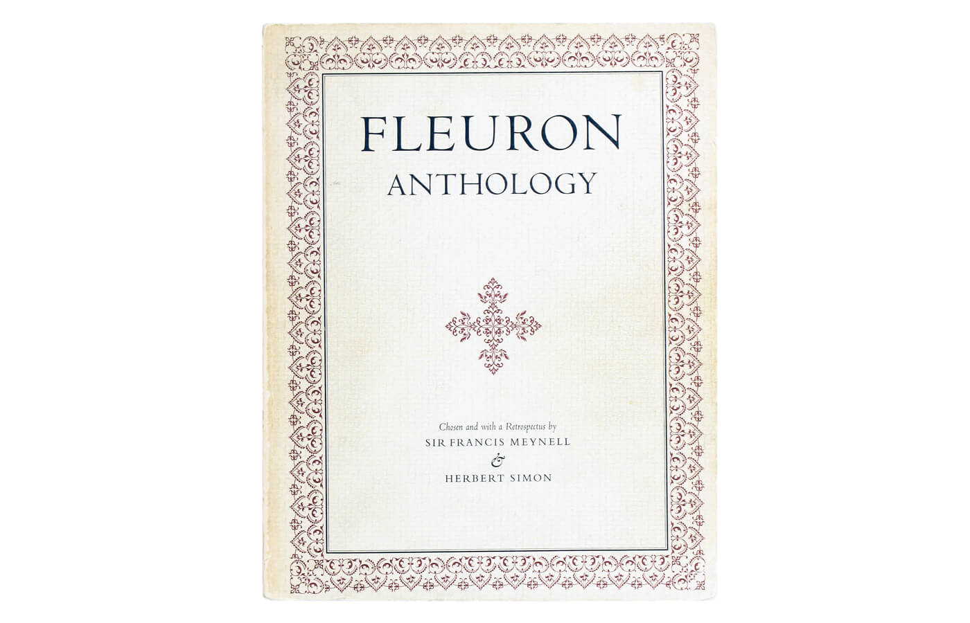 Fleuron Anthology