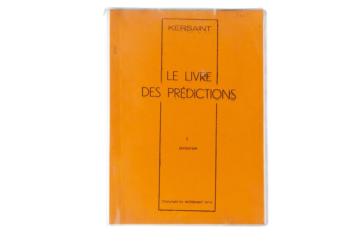 Le Livre des prédictions – 1. Initiation