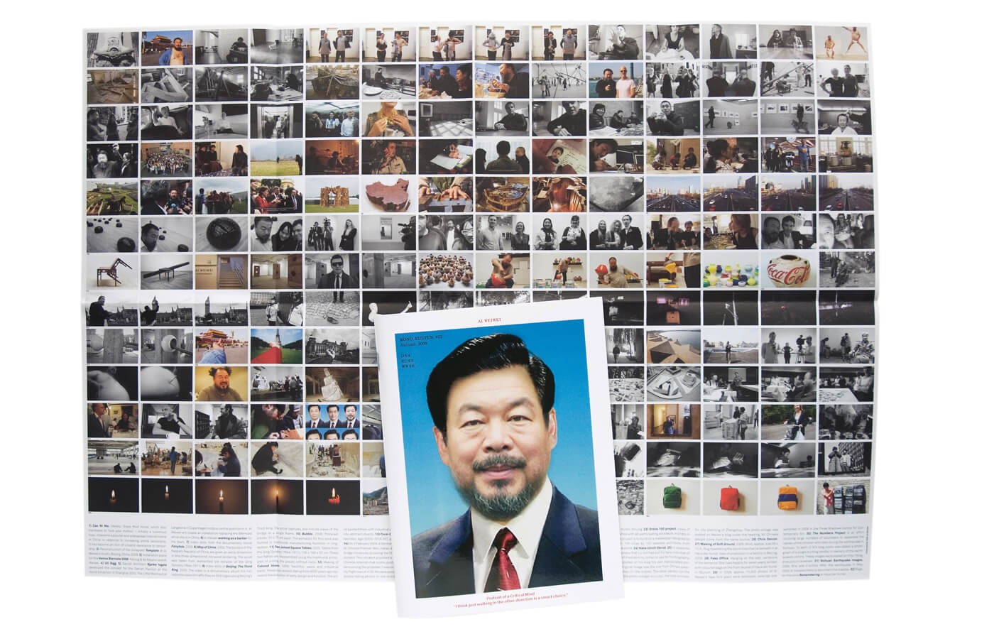 mono.kultur #22, Ai Weiwei: Portrait Of A Critical Mind