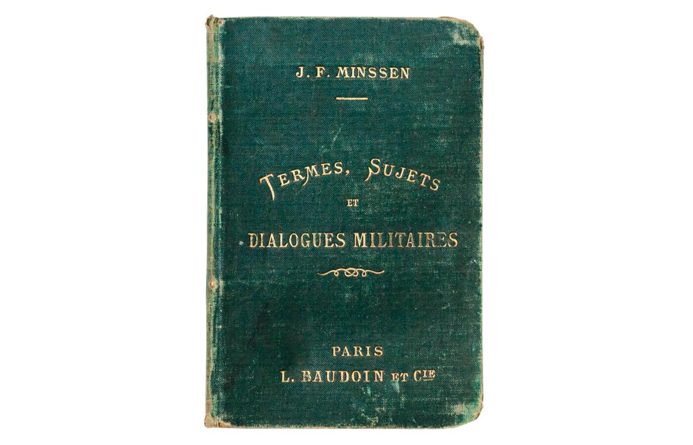 Termes, sujets et dialogues militaires