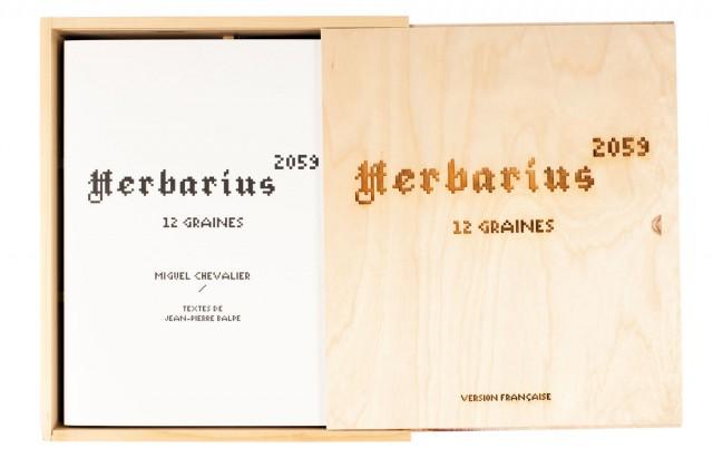 Herbarius 2059: 12 graines