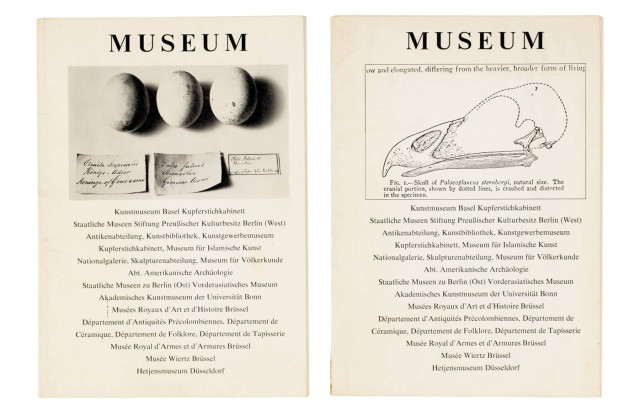 Musée d'Art Moderne, Département des Aigles, Section des figures