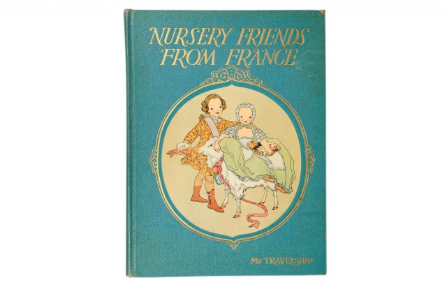 Nursery Friends from France
