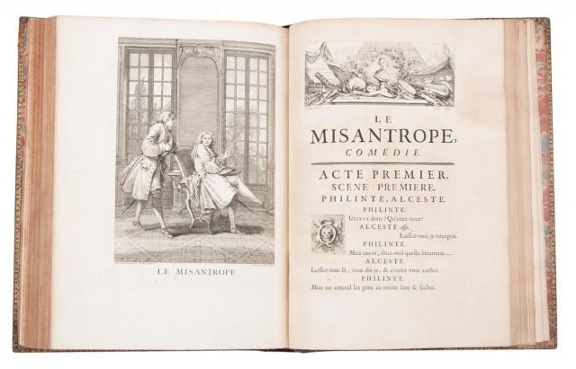 Œuvres de Molière