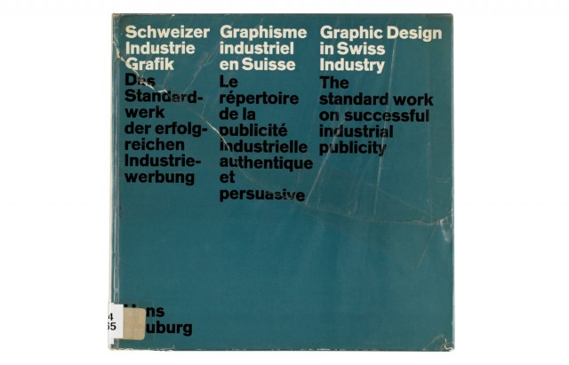 Schweizer Industrie Grafik | Graphisme industriel en Suisse | Graphic Design in Swiss Industry