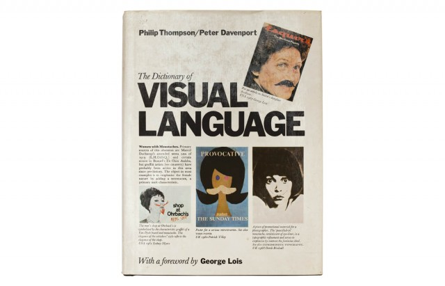 The Dictionary of Visual Language