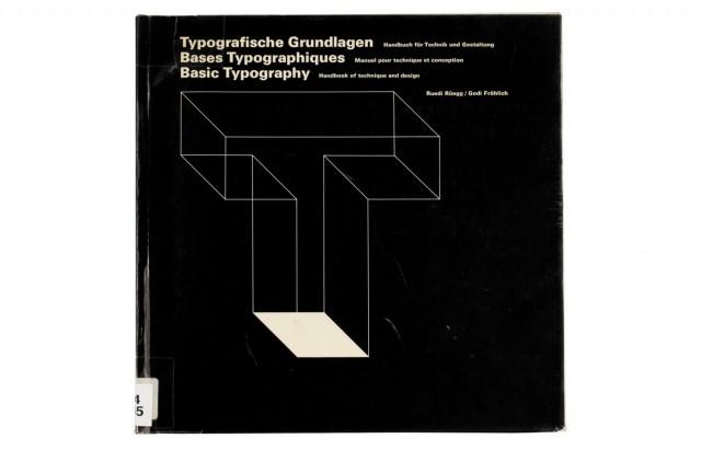 Typografiches Grundlagen | Bases Typographiques | Basic Typography
