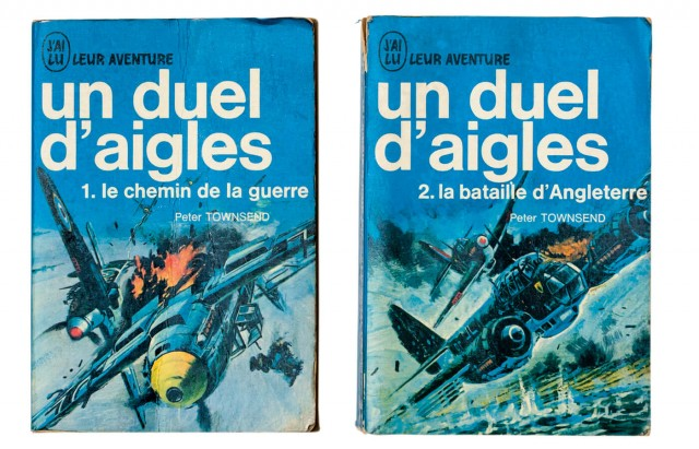 Un duel d'aigles