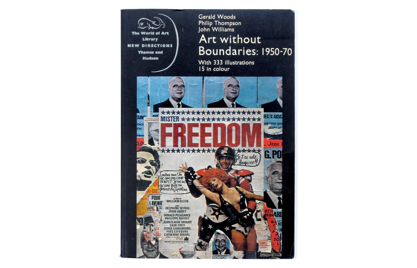 Art without Boundaries: 1950-70