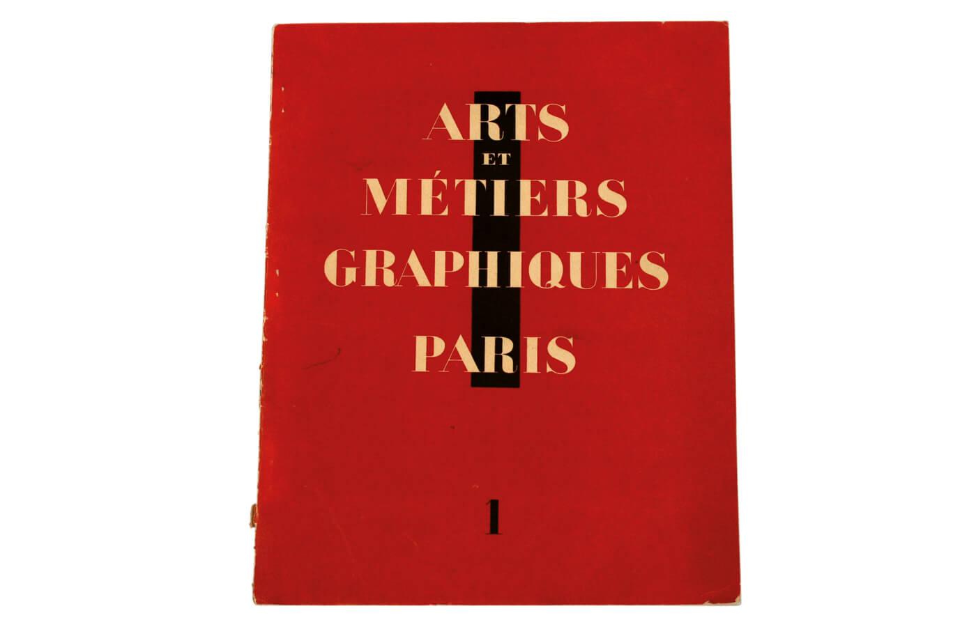 Arts & Métiers Graphiques #1
