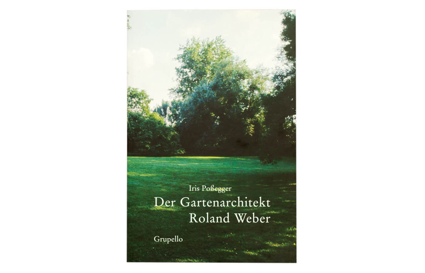 Der Gartenarchitekt Roland Weber
