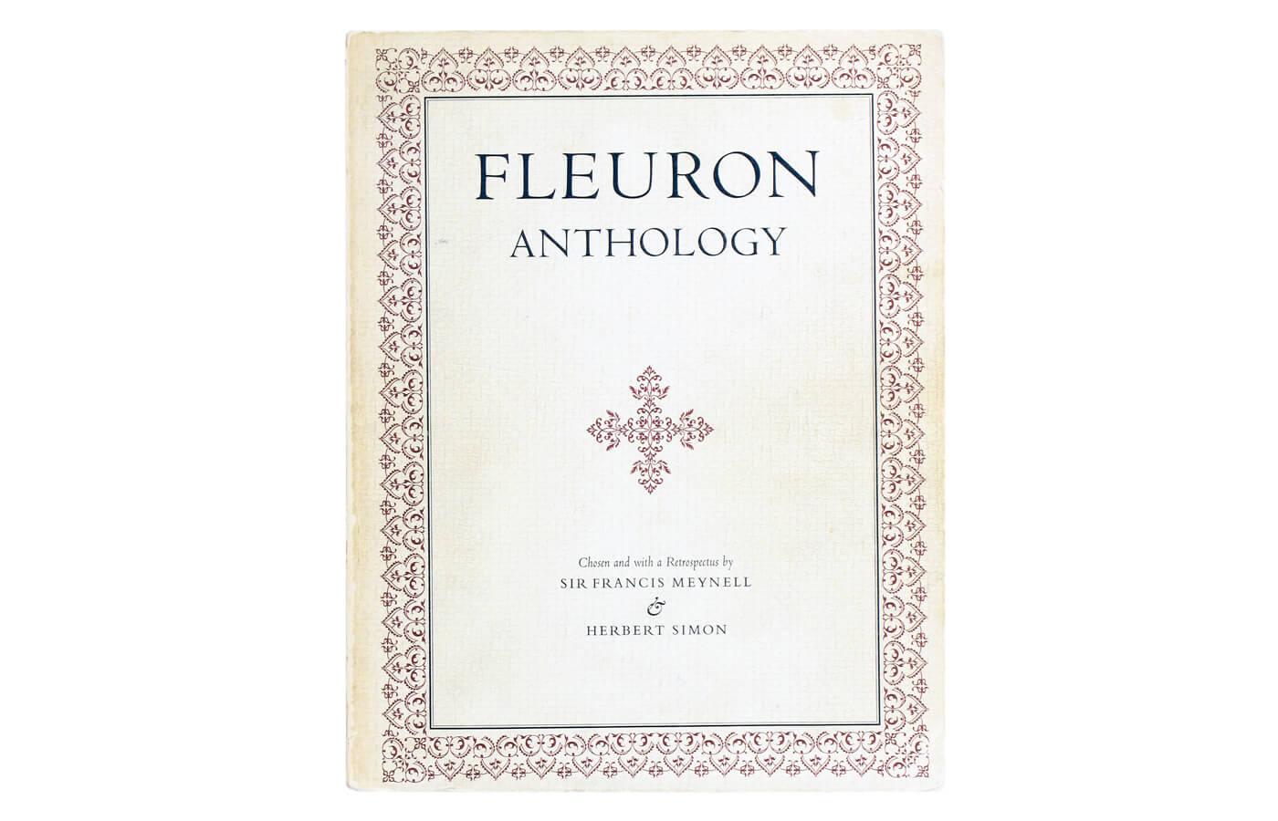 Fleuron Anthology