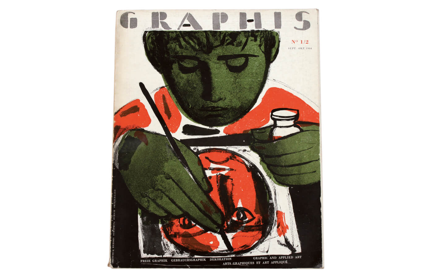 Graphis #1-2