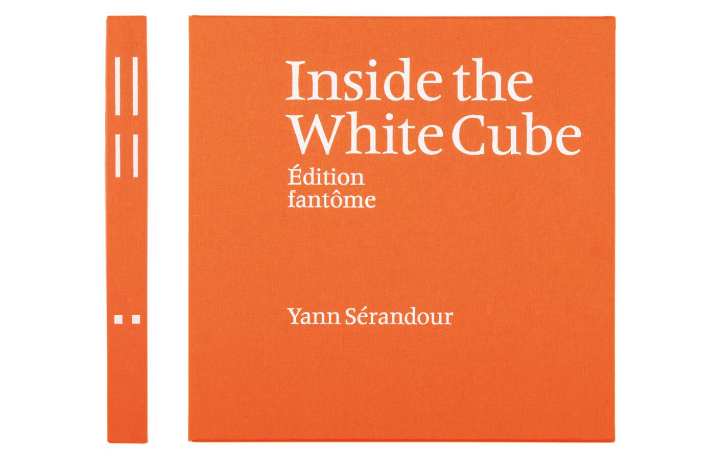 Inside the White Cube édition fantôme