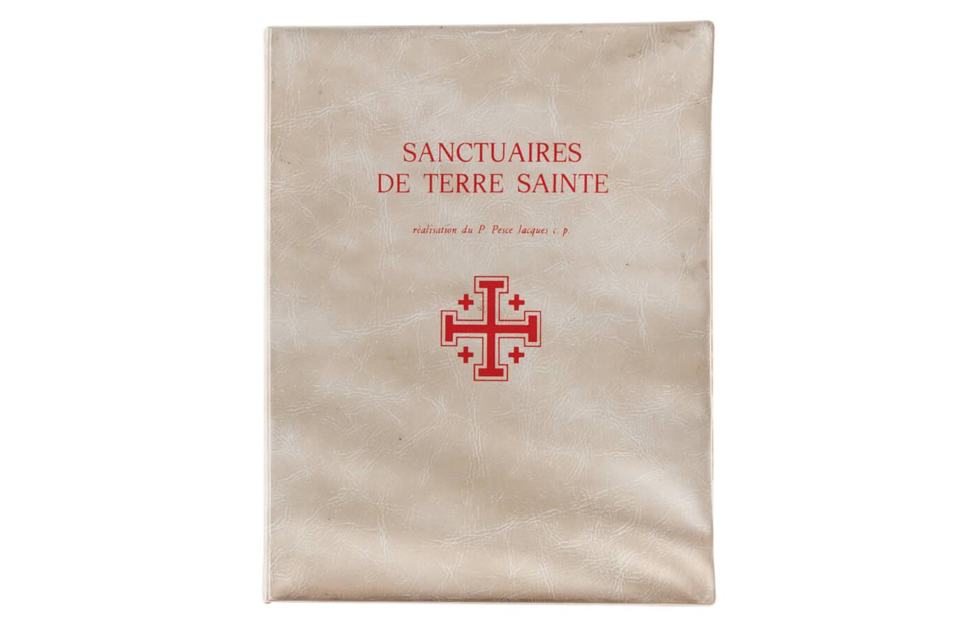 Sanctuaires de Terre Sainte