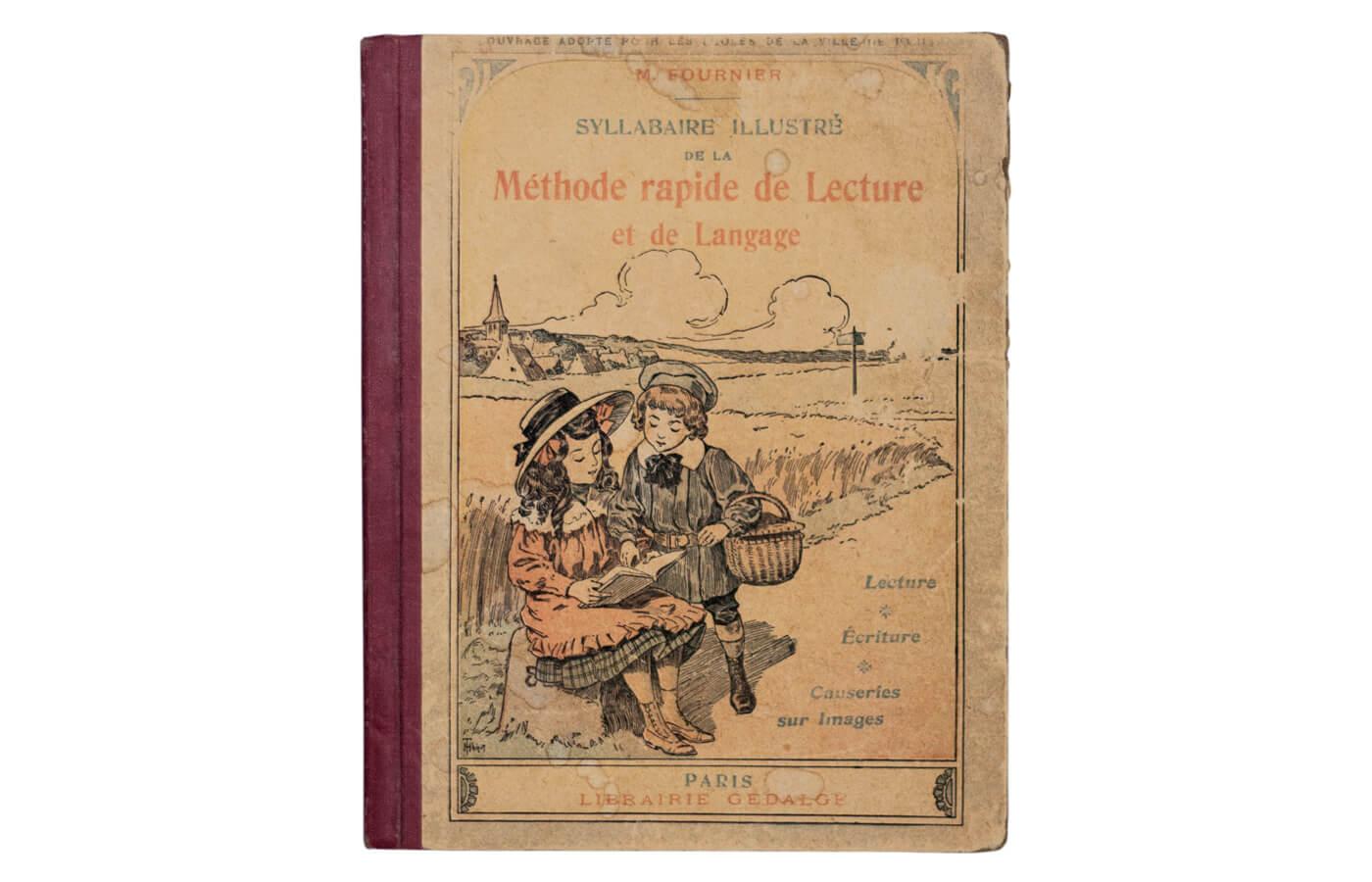 Syllabaire illustré de la méthode rapide de lecture et de langage
