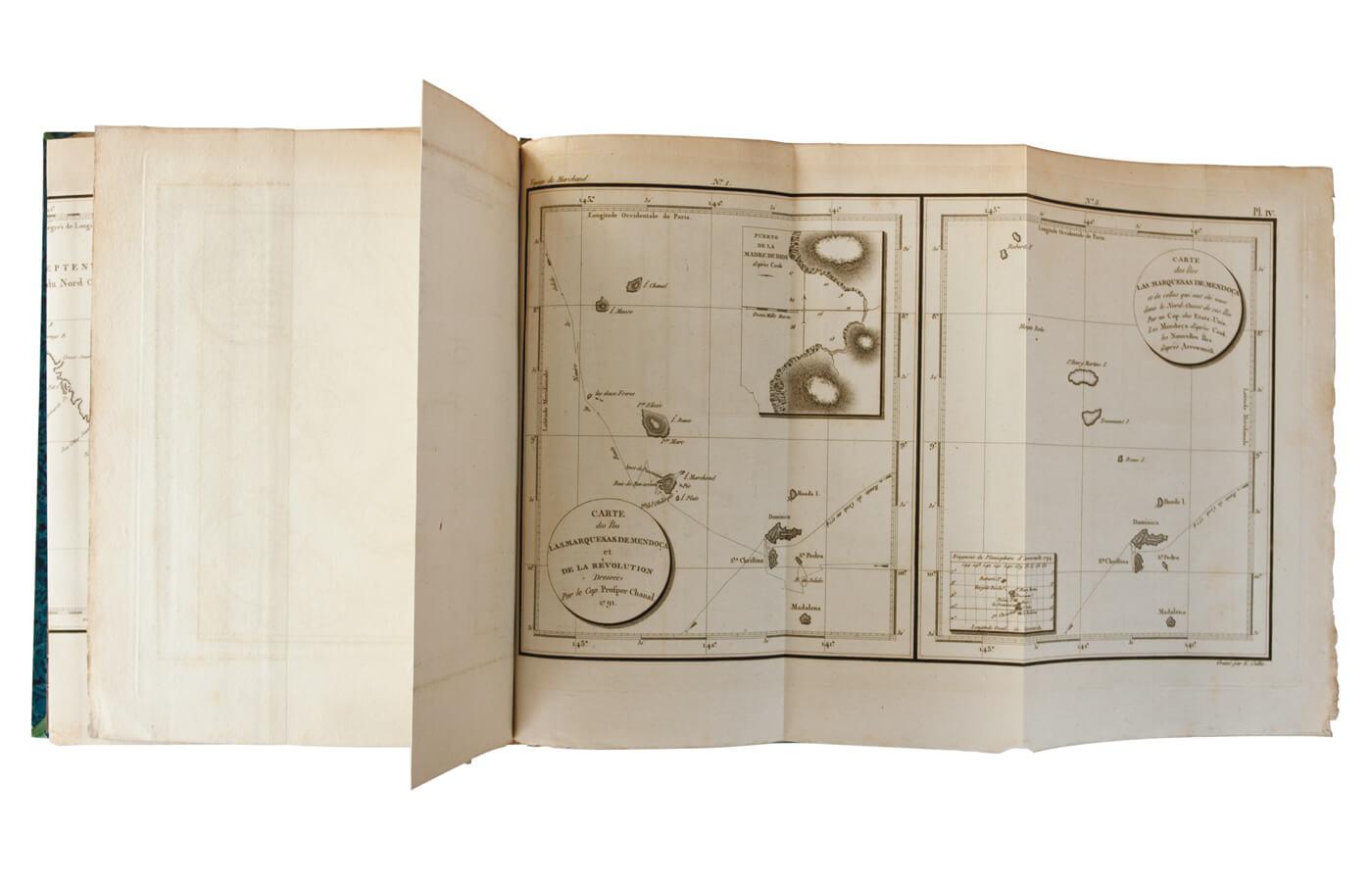 Voyage autour du monde pendant les année 1790, 1791 et 1792 par Étienne Marchand