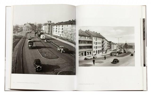 Das Neue Kassel, Fotografien des Wiederaufblaus von Günther Becker
