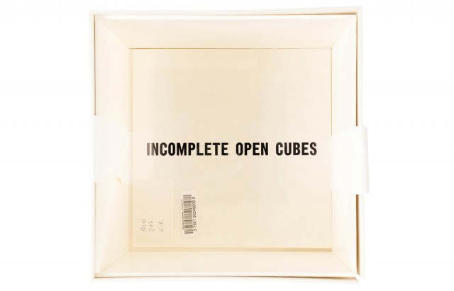 Incomplete Open Cubes