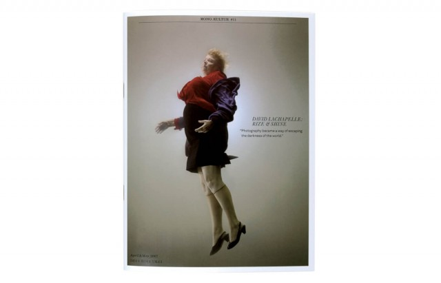 mono.kultur #11, David Lachapelle: Rize & Shine
