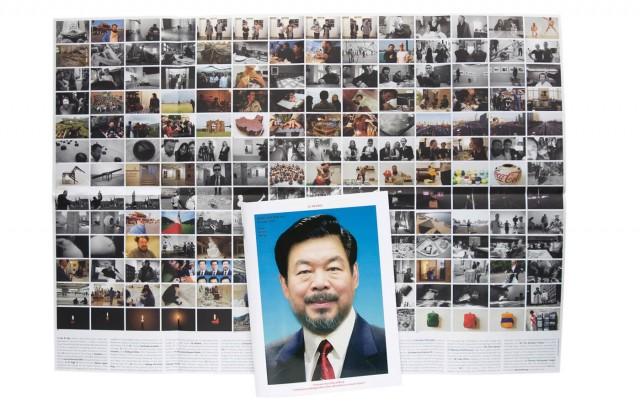 mono.kultur #22, Ai Weiwei: Portrait Of A Critical Mind