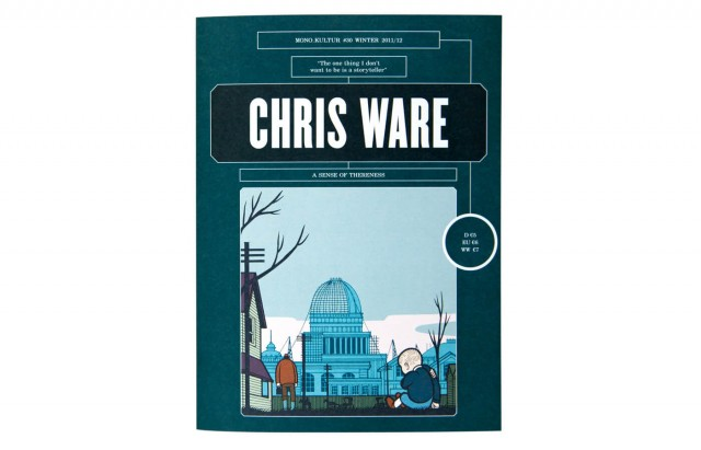 mono.kultur #30, Chris Ware: A Sense Of Thereness