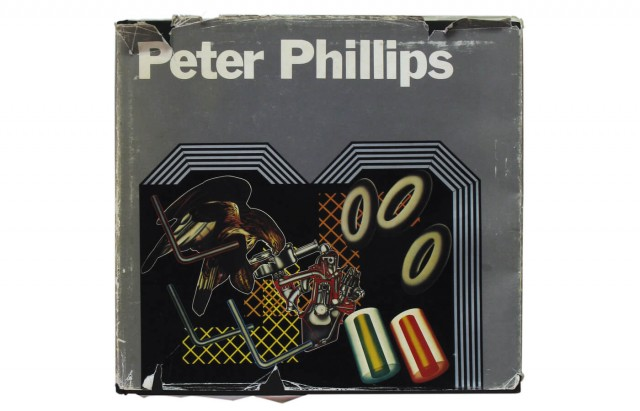 Peter Phillips, Works / Opere 1960-1974
