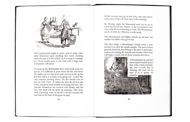 Susannah Whatman : Her housekeeping book