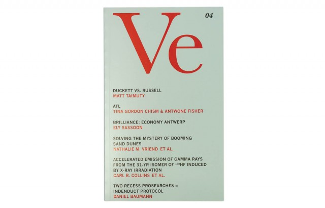 Veneer Magazine #04/18