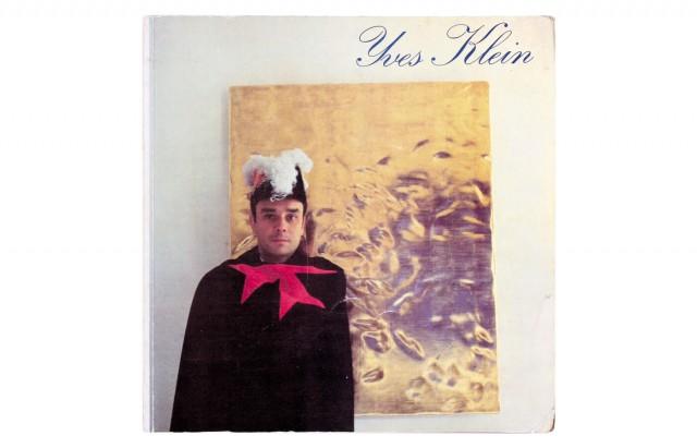 Yves Klein: 1928-1962, Catalogue d'Exposition 3 mars-23 mai 1983